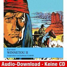 Hörbuch-Download (MP3) ★ Karl May: Winnetou II