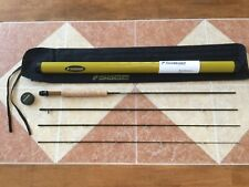 Sage Circa 8ft 9in 3wt 4pc 389-4 fly fishing rod w/tube (for 3wt line reel)