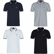 Fred Perry Short Sleeve Casual Shirts & Tops for Men