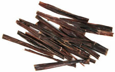"""New listing 6"""" Skinny Bully Sticks - 5 Pack, Pizzle - Natural Dog Chews Usda & Fda Approved"""
