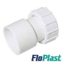 FLOPLAST easyclean shower trap CP 40x50mm TH53