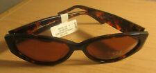 NWT Daisy Fuentes designer eye glasses Tortoise RX ready prescription MSRP $39