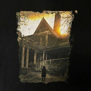 Resident Evil Biohazard Capcom Lootcrate Black Size Large T Shirt 100% Cotton