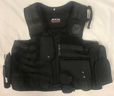 Ex Police Arktis Tactical Molle Vest Tactical Cover Taser Pouch 42''- 44''(A839)