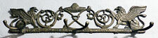 """15"""" Solid Brass Rack w/Griffins Griffons Spi San Pacific International"""