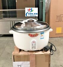 New 75 Cup Commercial Rice Cooker Warmer Cooler Depot Model Cup75 220v