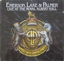 EMERSON, LAKE & PALMER - LIVE AT THE ROYAL ALBERT HALL - CD