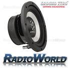 "Ground Zero Iridium GZIW250X 10"" Sub Subwoofer Bass Car Audio 500W 25cm"