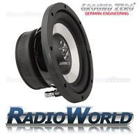 "Ground Zero Iridium GZIW200X 8"" Sub Subwoofer Bass Car Audio 150W 20cm"