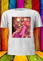 Disney Tangled Princess Rapunzel T-shirt Vest Tank Top Men Women Unisex 344