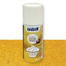 Colorante ORO spray per alimenti PME