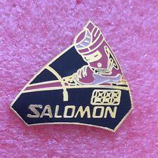 Pins Montagne SKI Sport SALOMON 1992 Chaussure De Ski