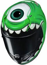 HJC RPHA-11 Pro Mike Wazowski Monsters Inc Full Face Helmet Motorcycle