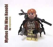 LEGO custom -- Mythos Obiwan Kenobi -- star wars mini figure jedi luke skywalker