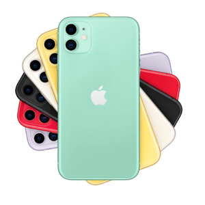 Apple iPhone 11 64GB/128GB/256GB UNLOCKED Smartphone Various Colours EXCELLENT