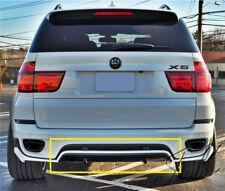 BMW X5 E70 LCI (2010-2013) Rear Bumper Lip Diffuser Spoiler Add