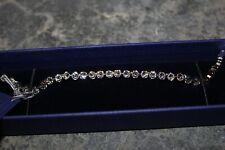 NEW NIB *SWAROVSKI* 1791305 Tennis Bracelet with Crystals