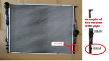 RADIATOR BMW 1 Series E82 E87 E88 118i 120i 125i 130d Auto Man 05-*No Pipe*