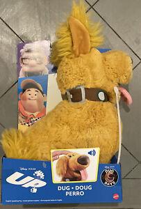 Disney Pixar Dug Days Plush Talking Doug Dog UP MOVIE 2021