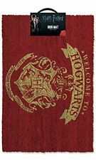 Tapis Paillasson Hogwarts Harry Potter 40x60 cm