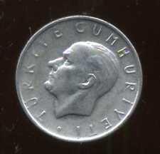 TURQUIE  1  lira 1981