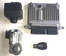 Mercedes E220 CDi ECU A6461503272 W211 E Class Ignition Switch Set 2007