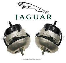For Jaguar S-Type Super V8 Vanden Plas 4.2L V8 Pair Set of 2 Front Engine Mounts