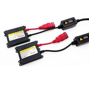 2x 35W Digital HID Replacement Ballasts Xenon AC 9-16V Slim 9003 HB2 H4 HB5 9007