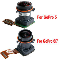 For Gopro Hero 5 / 6 /7 Camera Lens with CCD Lens CMOS Camera Accessories Parts