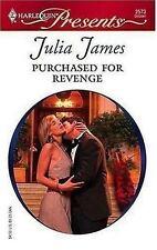 Purchased For Revenge, James, Julia, 0373125739, Book, Good