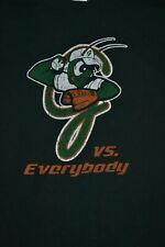 Greensboro Grasshoppers Vs Everybody Minor League Baseball T Shirt Youth Medium