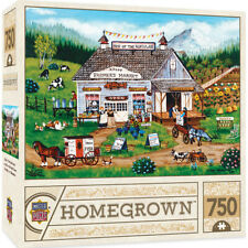 Masterpieces Homegrown BEST OF THE NORTHWEST 750 piece jigsaw puzzle NEW