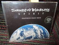 SOUNDS OF BLACKNESS: SPIRIT MUSIC CD FEATURING CRAIG MACK, 5 TRACKS, GUC