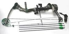 LEFTY Bear Archery Cruzer Left Bow 70# Bow CASE - 4  Arrows  Trigger Release