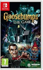 Goosebumps: The Game   Nintendo Switch New (1)