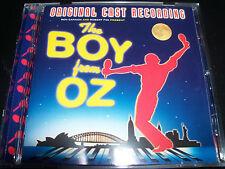 The Boy From OZ Original Cast Recording Soundtrack CD Todd Mckenny