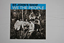 WE THE PEOPLE St.John's Shop US Garage Psychedelic EP French Press CAMELEON Rec.