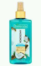 Bielenda Nourishing Moisturizing Carribean COCONUT Body Oil 150ml