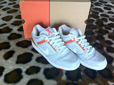 PRE-OWNED Nike Air Force 2 II Low Orange/white/Grey Ltd. BLACK Fives Mens Sz 8