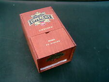 "PUNCH GRAN "" UPPERCUT ""  20 COUNT CIGAR BOX HONDURAS SLIDE AND PULL OUT TOP"
