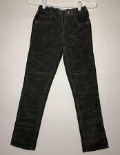 Mini Boden Boy's Slim Cord Jeans Pants Grey Marl Cord Size 9Y (O3)
