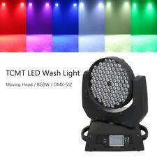 RGBW LED 108*3W Stage Moving Head Wash Light DMX512 324W DJ Stage Washer Decor