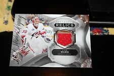 2016/17 ARTIFACTS - RELICS - CAM WARD JERSEY