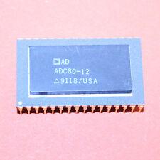 1 Pzi. adadc 80-12 adc80-12 Analog Devices 12-bit A/D CONVERTITORE 1pcs.
