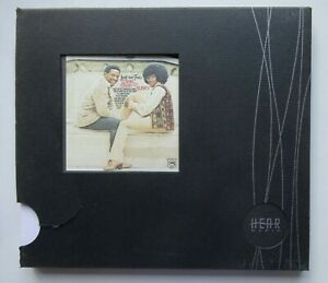 EDWIN STARR & BLINKY Just We Two - Starbucks US CD of 1969 Tamla Motown Album