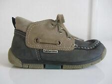 Naturino *** Leder Schuhe *** Gr. 25 *** Kinder Junge Halbschuhe