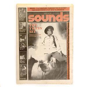 Sounds 23 April 1983 - Eastwood and Saint,Whitesnake,Heaven 17,Terraplane,Riot S
