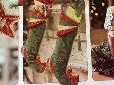 Pair of Joker Stockings new never used Interiors Gifts Gtc