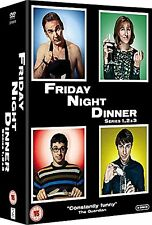 Friday Night Dinner Complete Series 1-3 [BBC] (DVD)~~Tamsin Greig~~NEW & SEALED