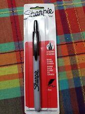 Sharpie Retractable Fine Point Permanent Marker, Black 1 ea